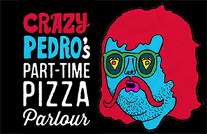 crazy pedro's part time pizza parlour